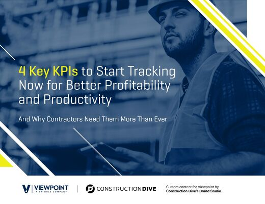 4 Key KPIs to Start Tracking Now for Better Profitability and Productivity.