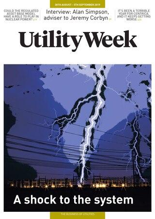 Utility Week 30th August 2019