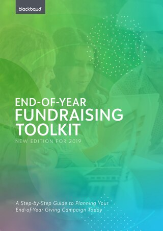 End of Year Fundraising Toolkit 2019