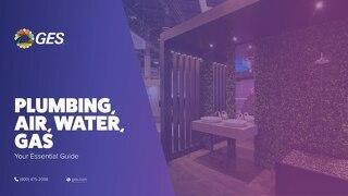 GES Plumbing Air Water Gas Service