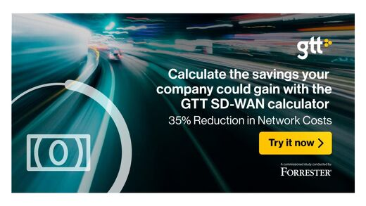 SD-WAN Savings Calculator