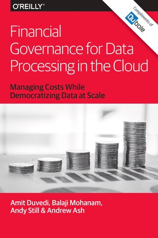 O'Reilly ebook: Financial Governance for Data Processing in the Cloud