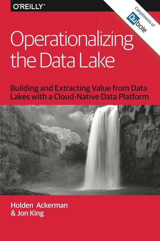 O'Reilly ebook: Operationalizing the Data Lake