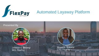 AWS Startup Day Nairobi - Flexpay Customer Presentation