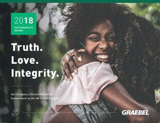 Graebel Sustainability Report - 2018-19