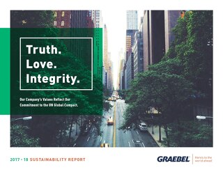 Graebel Sustainability Report - 2017-2018