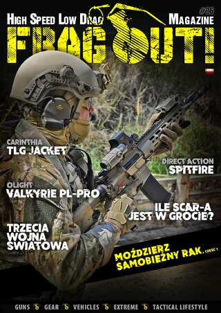Frag Out! Magazine #26 PL