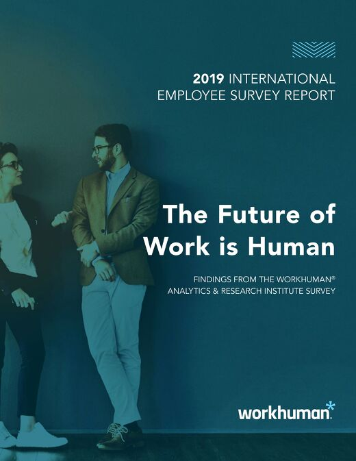 The Future of Work is Human
