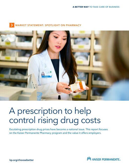 Market Statement: Spotlight on Pharmacy