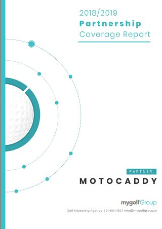 Motocaddy 2018/19 Coverage Report - My Golf Group