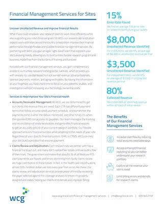 WCG Financial Management Services