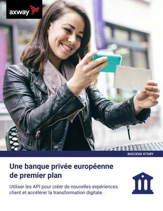 Une banque privée européenne de premier plan