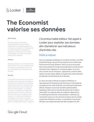 Étude de cas TheEconomist