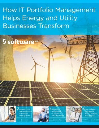 How IT Portfolio Management Helps Energy and Utility Businesses Transform