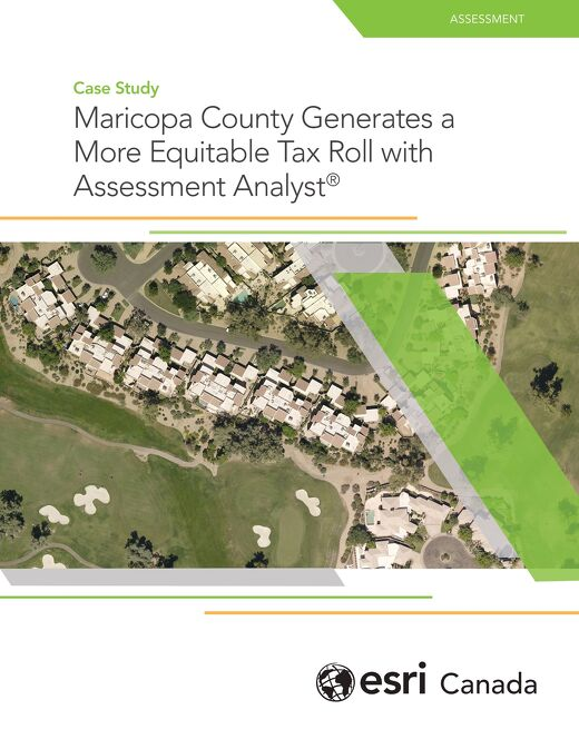 Maricopa County Generates a More Equitable Tax Roll with Assessment Analyst