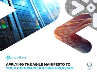 Applying the Agile Manifesto To Your Data Warehousing Program