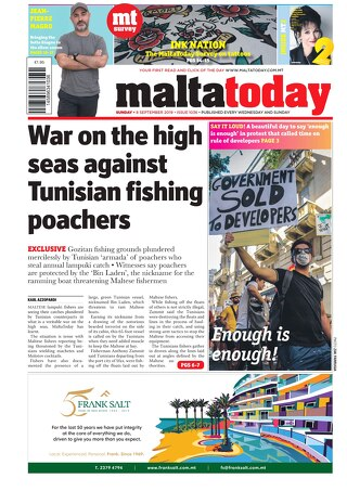 MALTATODAY 8 September 2019