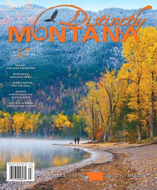 Distinctly Montana Fall 2019