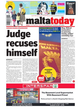 MALTATODAY 6 October 2019