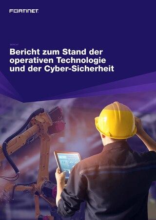 Bericht zum Stand der operativen Technologie und der Cyber-Sicherheit