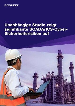 Unabhängige Studie zeigt signifikante SCADA/ICS-Cyber- Sicherheitsrisiken auf