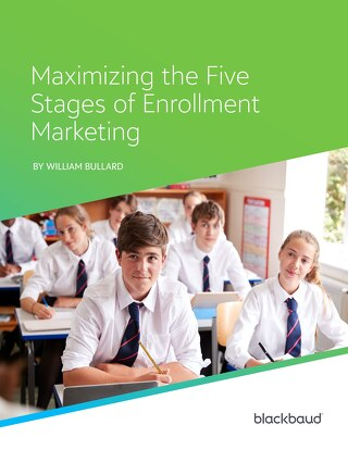 Maximizing the Five Stages of Enrollment Marketing