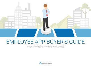 Employee-App-Buyers-Guide