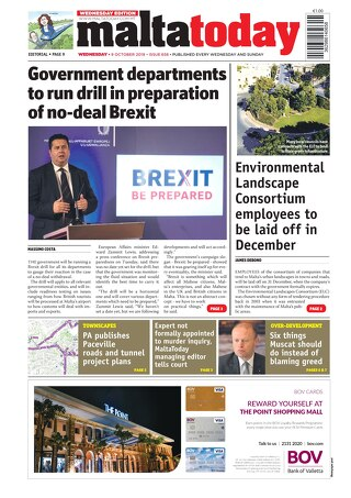 MALTATODAY 9 October 2019 Midweek