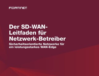Der SD-WAN- Leitfaden für Netzwerk-Betreiber