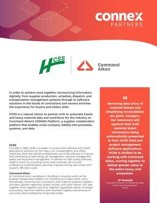HCSS Partnership