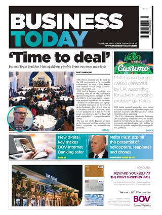 BUSINESSTODAY 10 October 2019