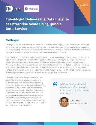 TubeMogul-Case-Study