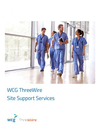 WCG ThreeWire Site Support Solutions