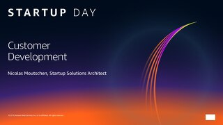 Startup Day - Customer Driven Development