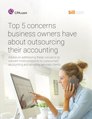 Top 5 Concerns Business Owners Have About Outsourcing their Accounting