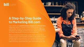 Marketing Bill.com for Small to Medium Firms