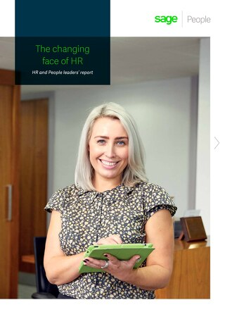 Changing Face of HR