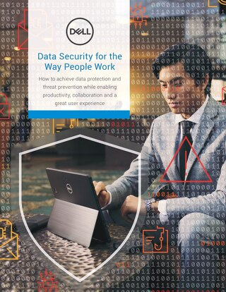 Data Security for the Way People Work