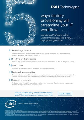 5 Ways Factory Provisioning Will Transform Your Productivity