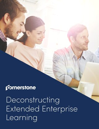Deconstructing Extended Enterprise Learning