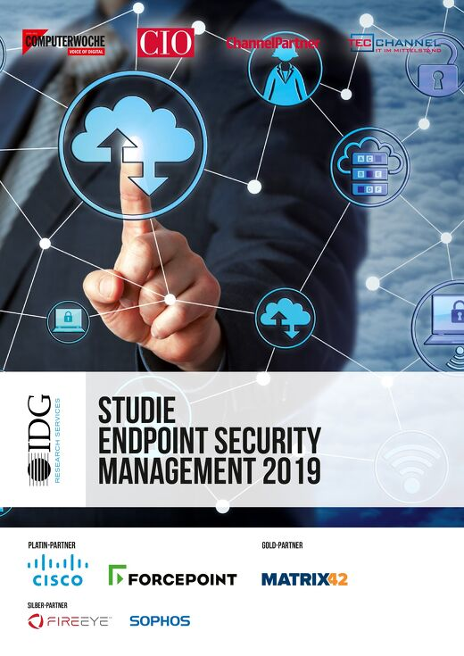 IDG Studie: Endpoint Security Management 2019