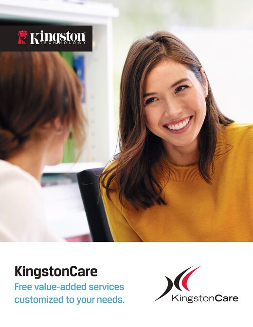 KingstonCare Client Support Services Flyer