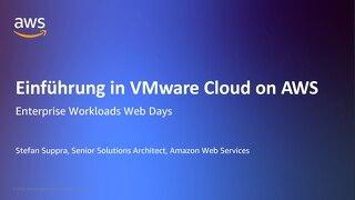 Foliensatz: Einführung in VMware Cloud on AWS