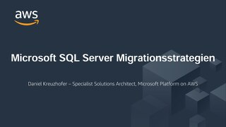 Foliensatz: Microsoft SQL Server Migrationsstrategien
