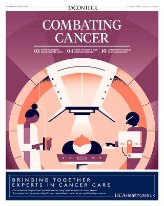 Combating Cancer 2019