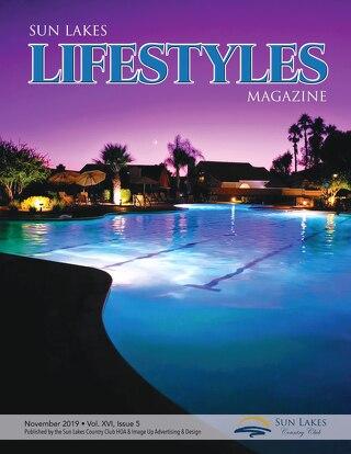 Sun Lakes Lifestyles November 2019