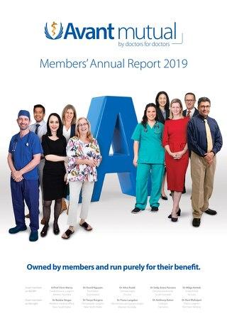 Avant Members' Annual Report 2019