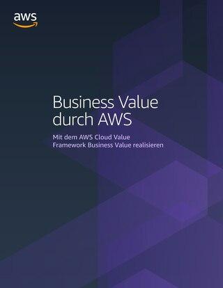 E-Book: Business Value durch AWS