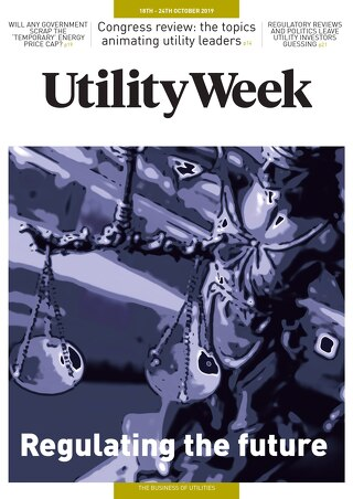 Utility Week 18th October 2019