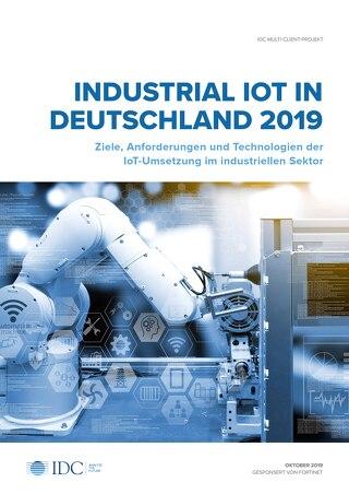 IDC Executive Brief IIoT in Deutschland 2019